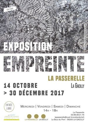 """Exposition """"Empreintes"""" à La Passerelle à La Gacilly"""