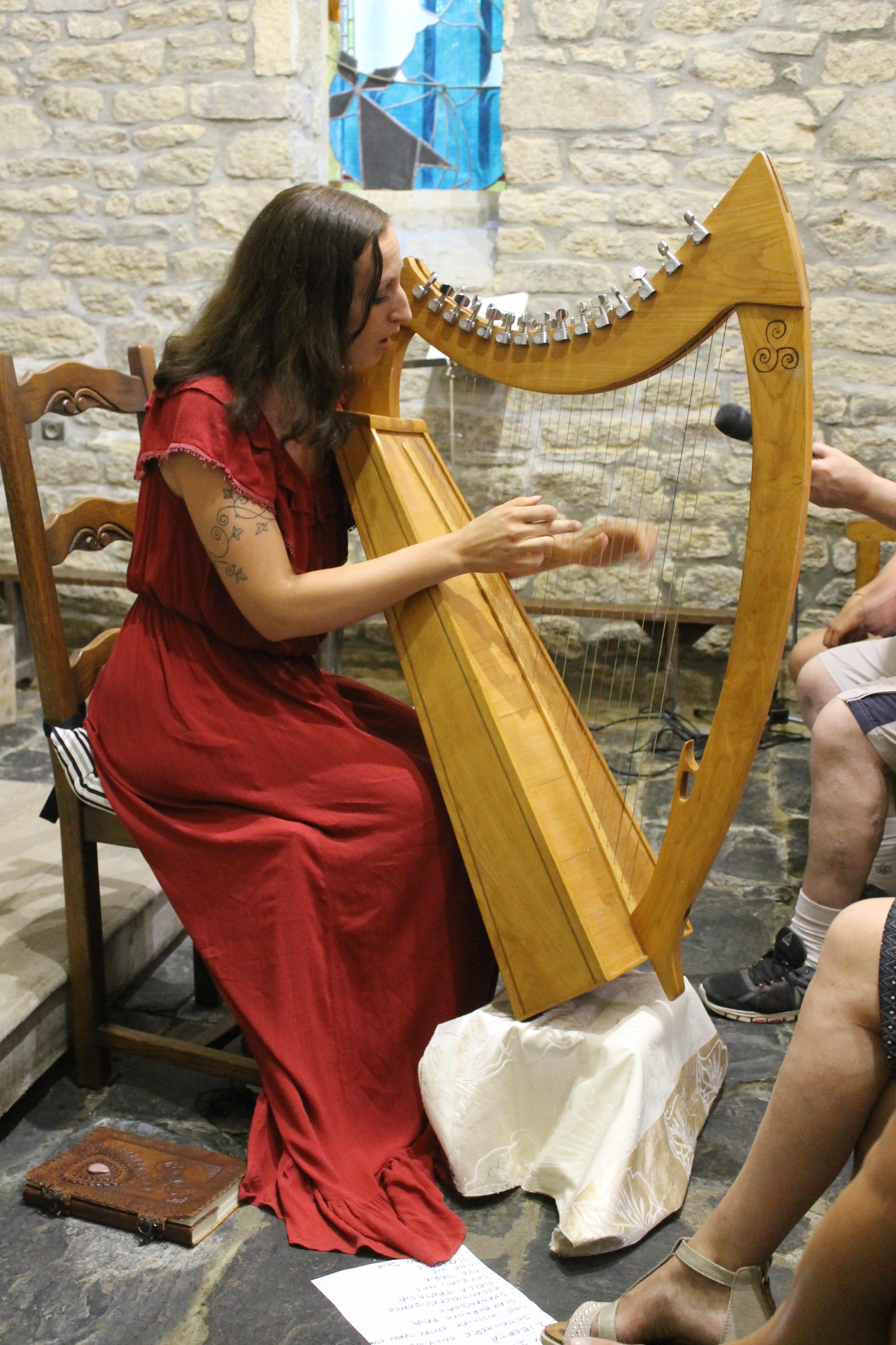 Commune de Saint Guyomard - Actualités - Concert de DANA à la ...